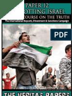 VP Paper 12 Boycotting Israel