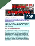 Noticias Uruguayas Viernes 6 de Enero de 2012