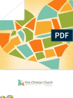 First Christian Ministry Report 2011