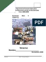 Manual Formación Base II Para formadores Veracruz