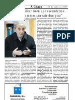 Entrevista Isaac Díaz Pardo A Chave e El País de los Estudiantes 2007