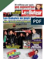 LE BUTEUR PDF du 08/01/2012