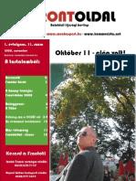 Frontoldal 2008/2. szám