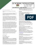 WS Newsletter Jan 6 2012