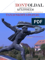 Frontoldal, Tanácsköztársaság különszám, 2009