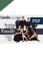 Condo Central November Issue Gatefold
