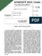 Patent kj114342
