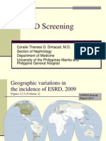 CKD Screening