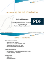Mastering the Art of Indexing Presentation