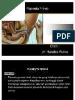 Review Plasenta Previa