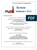 Tower January 2012