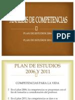 Comparacion de Planes de Estudio