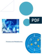 Técnicas de Modulación (1)