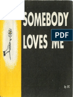 Chick Tract - Somebody Loves Me