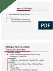 Indian Treasury Markets