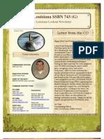 January Newsletter 2012
