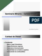 Diesel Seminario Mineria - Reyes