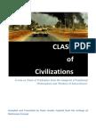 Clash of Civilization Translation - Third Final Draft