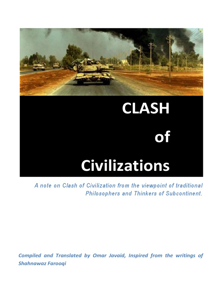 clash of civilization translation third final draft