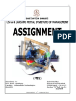 Assignment IT