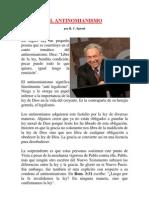 El Antinomianismo - R.C. Sproul