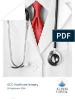 GCC Healthcare Industry Report