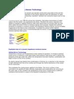 Impedance Moisture Sensor Technology