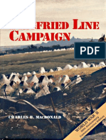 The Siegfried Line Campaign