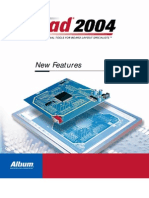 P-CAD 2004 New Features