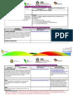 Agenda Semanal Teorias II 3-12-11