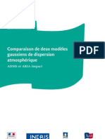 Rapport Comp Modeles Gaussiens