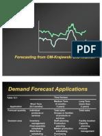 Forecasting Basics