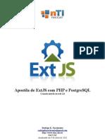 Apostila de ExtJS Com PHP e PostgreSQL v1.0