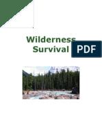 Wilderness Basic Survival Skills
