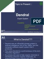 44129679 Dendral Expert System