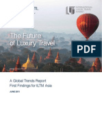 Luxury Travel Trends Report