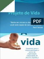 Projeto de Vida - Slide Principal