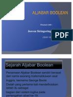 Aljabar Boolean