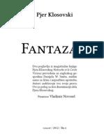 Pjer Klosovski --- Fantazam (izbor)