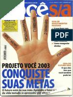Projeto Você 2003