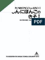 Shin Nihongo No Kiso i