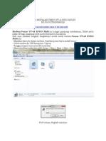 Cara Instalasi Venus Vt-18 Evdo Multi & Register Unlimited Harian Flexi