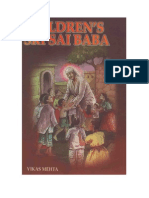 Childrens - Sri Sai Baba Book