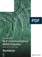 Advanced NLP Sales Skill Workbook
