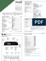 Boss ME-10 Service Manual