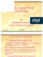 Unit 1 Legal Aspects of Business