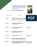 planificación escuela dominical