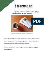 Come Fare Dei Bigliettini Da Visita Con Il Tuo Codice QR Per