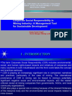 Ppt for Csr Mgmi Bsp