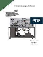 Hydraulic System Design Pdf